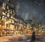 Assassin's Creed Detroit: Streetlights by zandraart