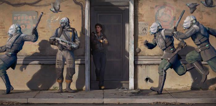 Half-Life: Alyx Wallpaper