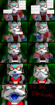 Falco VS Fierce Deity Fox (Vore)