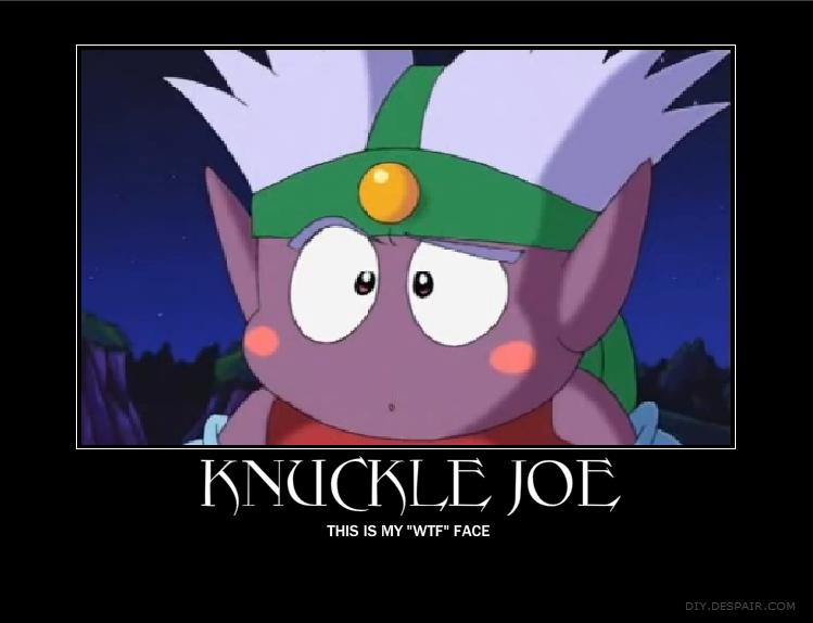 Knuckle Joe by DireTylo
