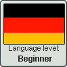 German- Beginner Stamp by DireTylo