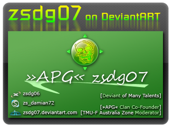 My Deviant ID2 by zsdg07