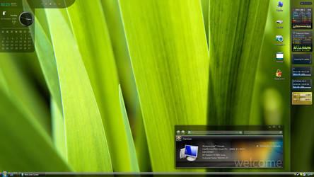 Desktop for October 2009