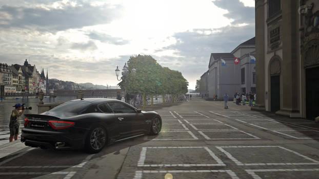 Maserati Gran Turismo S - GT5