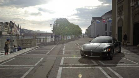 Maserati Gran Turismo S -2 GT5