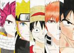 Anime Legends FanArt|(22/11/2016)