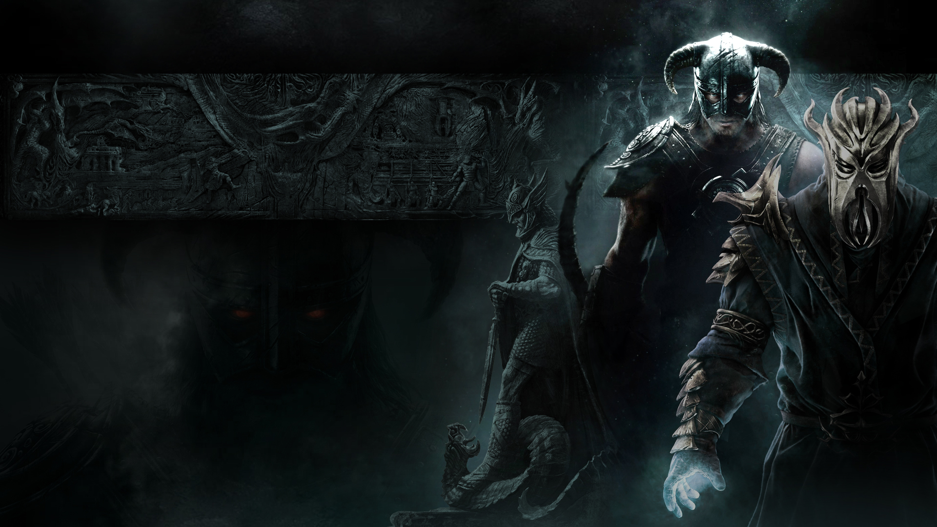 shadow of mordor wallpaper 1366x768