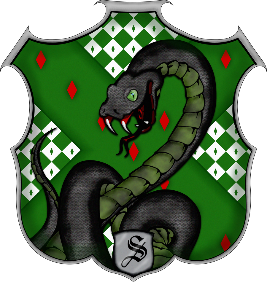 Slytherin Wallpaper: Slytherin Crest By Witcheewoman On DeviantArt