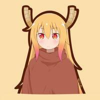Cloaked Tohru by ArtsyRC