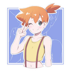 Misty! by ArtsyRC