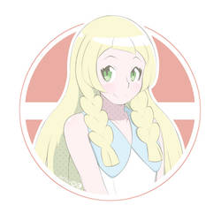 Lillie! by ArtsyRC