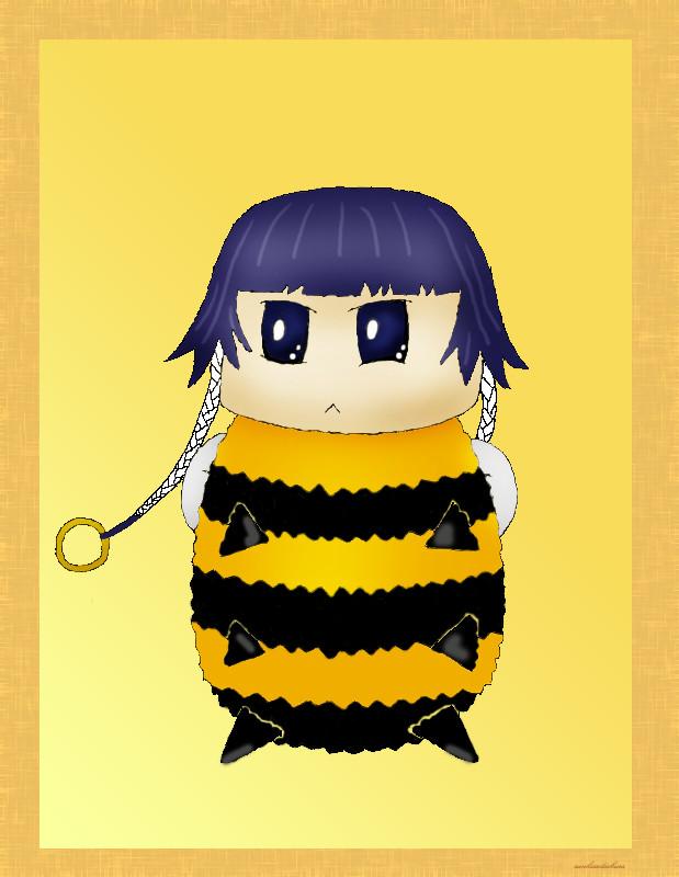 Soifon: Sweet Bee by sunkissedsakura
