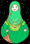 Renaissance Matryoshka