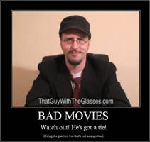 Demotivating Nostalgia Critic by Loanet