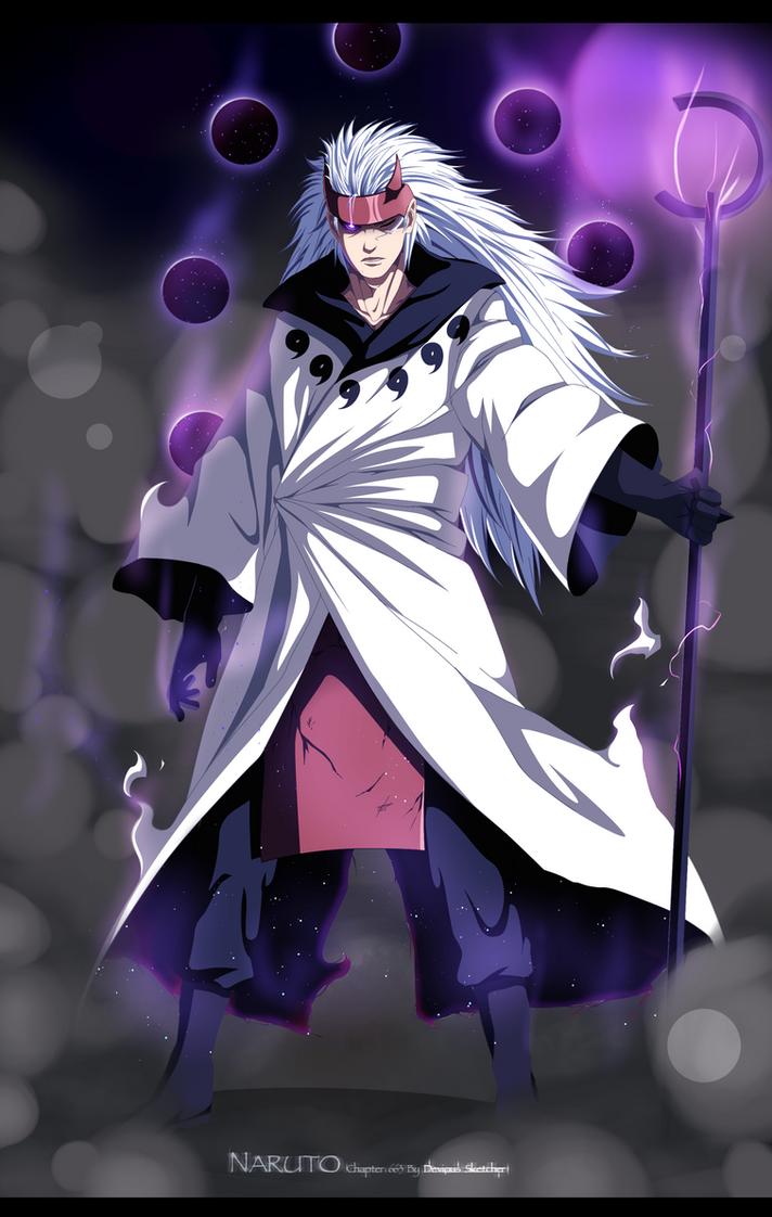 Naruto 663 - God of the new shinobi world by DeviousSketcher