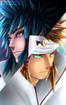 Naruto - Indra and Ashura Ootsutsuki