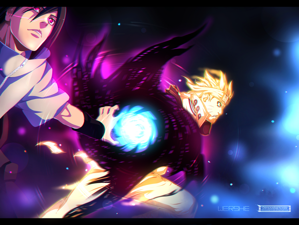 Naruto 641 - A Combination Attack! (COLLAB) by ...
