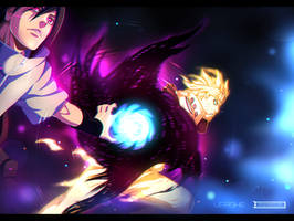 Naruto 641 - A Combination Attack! (COLLAB) by DeviousSketcher