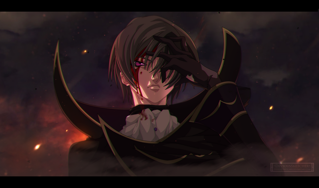 Code Geass - Lelouch of the Resurrection by DeviousSketcher