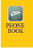 phone book by The-DA-Phonebook