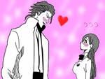 Aizen LoveS Orihime