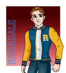 Riverdale: Archie Andrews by blissfulari