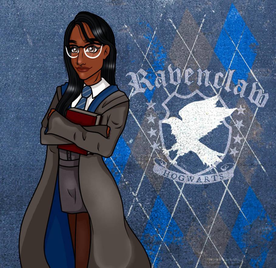 Hogwarts Mystery Rowan Khanna by blissfulari