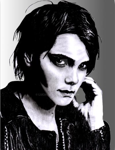 Gerard Way by Lucia9413