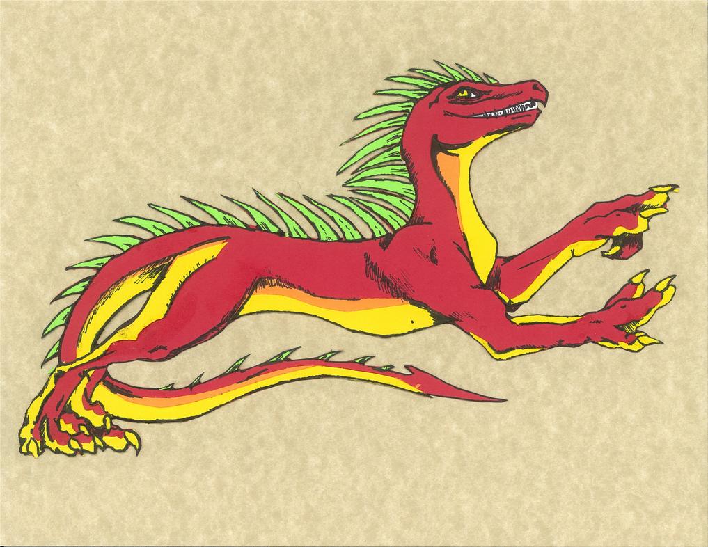 Sizzaw Cardstock on Parchment by Kiwi-Fox3