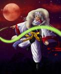 Sesshomaru - Blood in the Moonlight