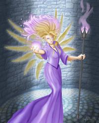 Aasamir Sorceress
