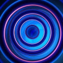 Radial Ringdom Color Two by OldSapphire