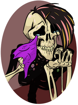 Emo-skeleton