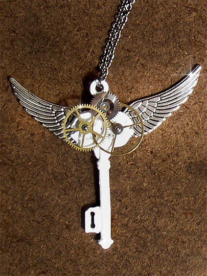 By. Steampunk Angel Key. Comments Disabled. Drayok.