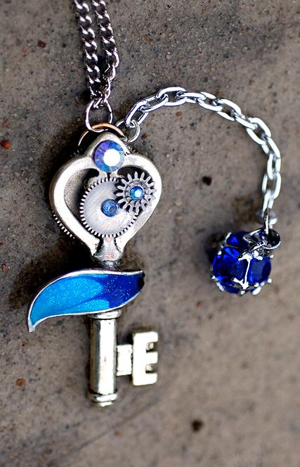 nakit -ukras ili umetnost Elemental_Key_Water_by_Drayok