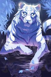 Tiger Eyes by Drayok