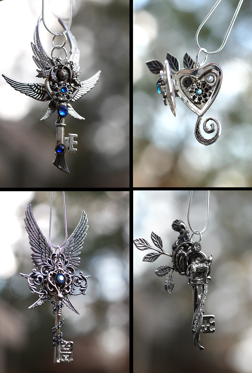 Winter Wonderland Keys by Drayok