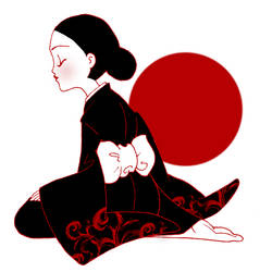 The spirit of the Geisha by mercedesbenz