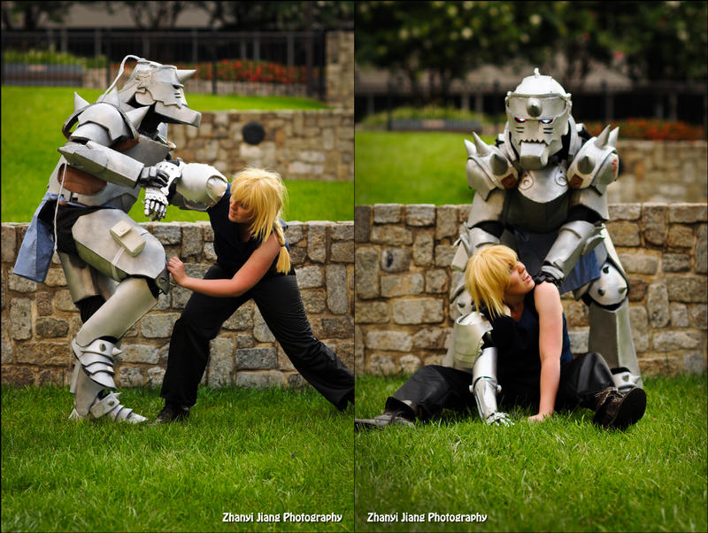 FMA: Training by SkywingKnights