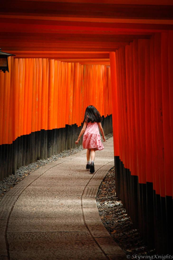 Japan: Running Through Time