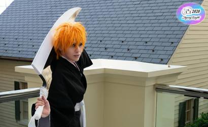 Cosplay: Ichigo Kurosaki, Substitute Soul Reaper