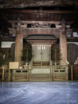 Photography: Thousand Mat Shrine by SkywingKnights