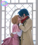 Cosplay Photography: Phantomhive Kiss by SkywingKnights