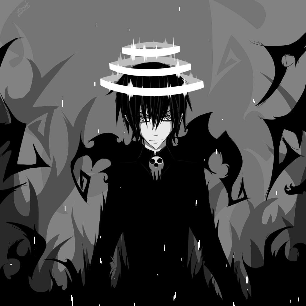 Shinigami by DeathTheBunny