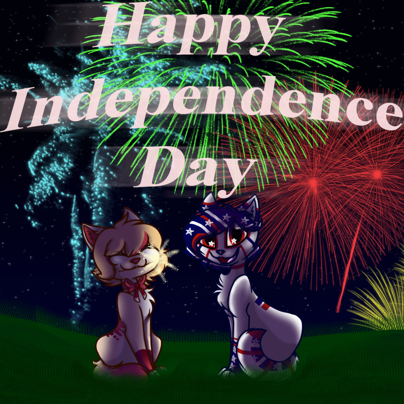Happy Independence Day 2016 by Mud-Muffin