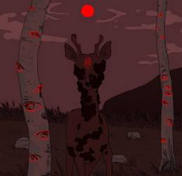 Deer be like by raviiolo