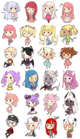 Dot Eyed Cheebs Collection