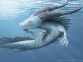 Underwater by Morrgan