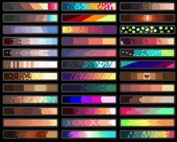 Tantheas's Color pallette 2 [F2U]