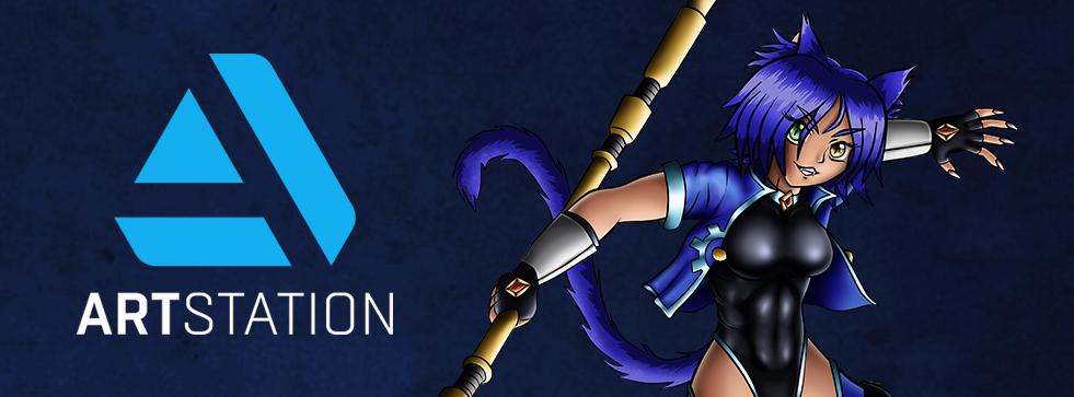 Artstation preview by Rokumaru